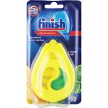 2 x Finish Clip on Dishwasher Freshener Lemon & Lime