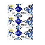 3 X Libra Invisible Regular Absorbent Pads With Wings Pk24