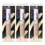 3 X Maybelline SuperStay 24hr Concealer 2 Light