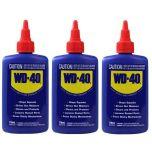 3 x WD 40 Multi Use Product 118mL