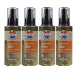 4 X Le Tan Shimmering Self Tanning Argan Oil 125mL  Light/Medium