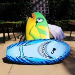 AGIT Water Buddies 37 inch Bodyboard For Kids-Girls