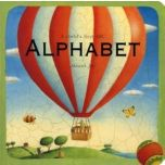 ALPHABET CHILD'S FIRST ABC by Alison Jay