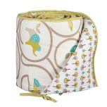 Animal Tree Collection 2-Piece Cot Bumper Set By Living Textiles