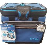 Arctic Zone Titan Zipperless Cooler Bag