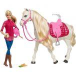 Barbie Dream Horse & Doll