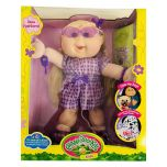 Cabbage Patch Kids 14 inch Kids Purple Dress