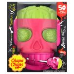 Chupa Chups 3D Skull with 50 Lollipops Limited Edition