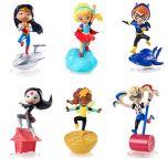 DC Super Hero Girls Collectable Mini Figures