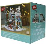 Disney Animated Holiday House with Lights and Music