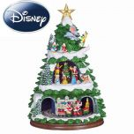 Disney Collectors Animated Tree with Music Exclusive
