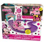 Disney Minnie Ice Cream Shop Track Set R/C