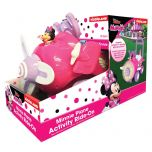 Disney Minnie Mouse Light and Sound Activity Plane Ride On