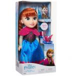 Disney Frozen Tea Time with Anna Toddler Doll and Sven