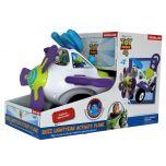 Disney Toy Story 4 Lights N' Sounds Buzz Lightyear Activity Plane Ride on