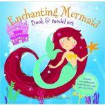 Enchanting Mermaid Book And Model Set - Mermaid Princess Castle Model