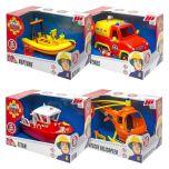 Fireman Sam Vehicle - Assorted