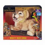 FurReal Disney The Lion King Mighty Roar Simba Interactive Plush Pet
