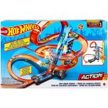 Hot Wheels Sky Crash Tower Trackset