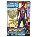 Infinity War Iron Spider Titan Hero 12inch