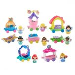 Little People Disney Princess Parade 8-pack