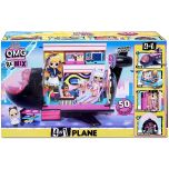 LOL Surprise! OMG Remix 4-in-1 Plane Playset