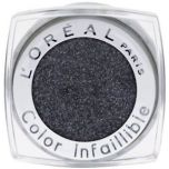 Loreal Paris Eye Shadow La Couleur Infallible 014 Eternal Black 3.5 g