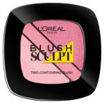 Loreal Infallible Contouring Blush Trio 201 Soft Rosy