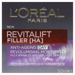 Loreal Revitalift Filler HA Anti-Ageing Revolumising Moisturiser DAY