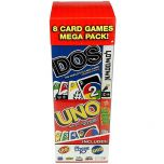 Mattel Games 8 Card Games Mega Pack