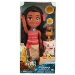 Disney Adventure Moana Doll and Pua