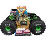 Monster Jam Official Mega Grave Digger RC 1:6 Scale