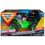 Monster Jam Official Grave Digger Remote Control Truck 1:15 Scale