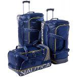 Nautica City Coaster 3 Piece Duffle Bag