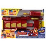 Nerf Avengers Iron Man Slide Blaster