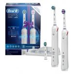 Oral-B Smart 5 5000 Electric Toothbrush 2 Pack