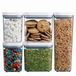 OXO 5 Piece Airtight Food Storage Pop Container Set
