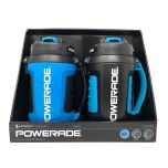 2 Pack Powerade Pro Jug Bottle (1.9 Litre Each)