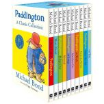 Paddington A Classic 10 book set Collection