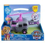 Paw Patrol Deluxe Sounds Vehicle Skye's Helicopter