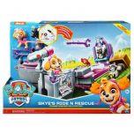 Paw  Patrol Skye Ride N Rescue Playset