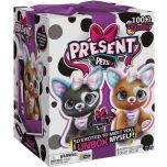 Present Pets Glitter Puppy Interactive Plush Pet Toy