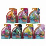 """8 x Trolls Troll Town 5"""" Collectible Figure with Critter 8 Pack"""
