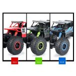 Rock Crawler Truck 4WD Rally Car 2.4GHz
