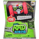 Really R.A.D Robots Season 2 Remote Control Turbo Bot