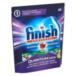 Finish Tabs Apple Lime Quantum Max Tablet 40PK