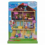 Peppa Pig Lights and Sound Family Home