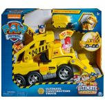 Paw Patrol Ultimate Rescue Construction Truck with Lights, Sound and Mini Vehicle