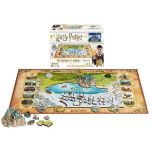 Harry Potter Wizarding World 4D Puzzle 892 Piece Set