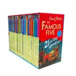The Famous Five 21 Exciting Adventures 21 Books